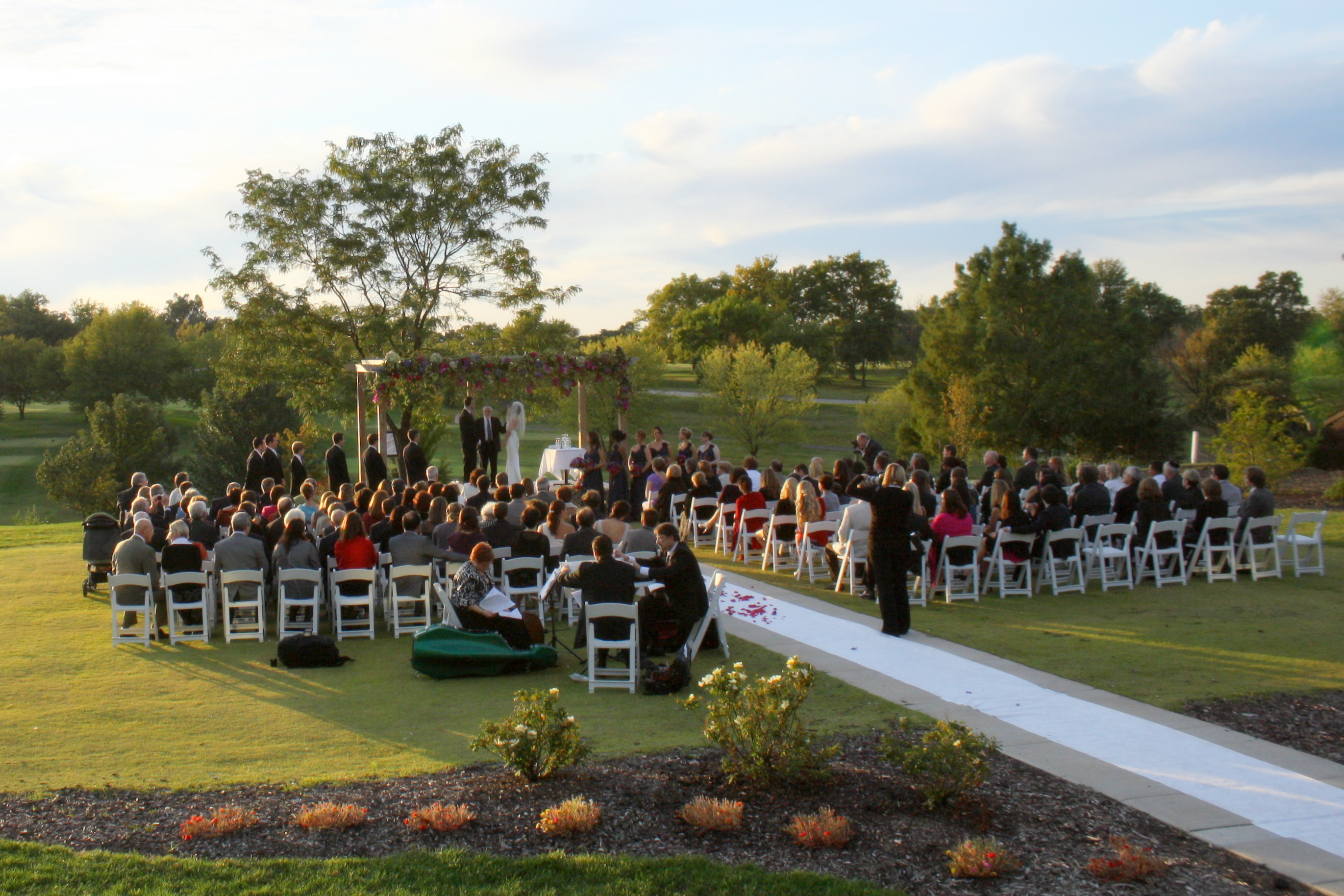 St Louis Mo Wedding And Wedding Reception Venue The Highlands
